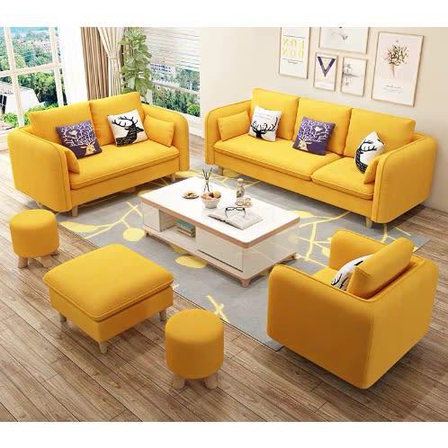 Mak Living Room Furniture Jorgen Sofa, Living Room Furniture