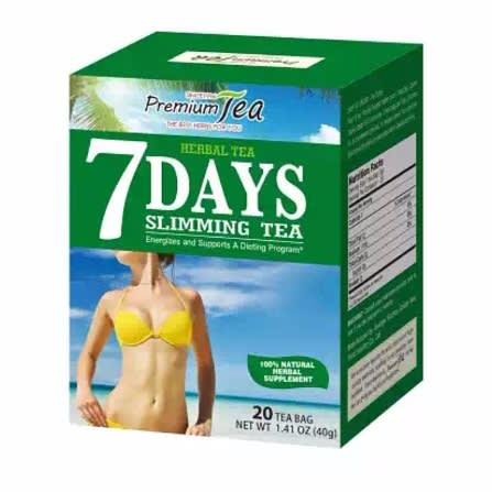 7 Days Slimming Tea.