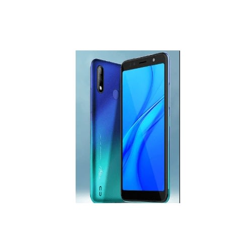 "Itel A36-Dual-16GB ROM-1GB RAM-5.5"" HD+ - Fingerprint-Deep Blue | Konga  Online Shopping"