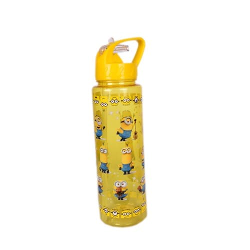 14a823a540 Despicable Minions Water Bottle With Straw - Yellow | Konga Online ...