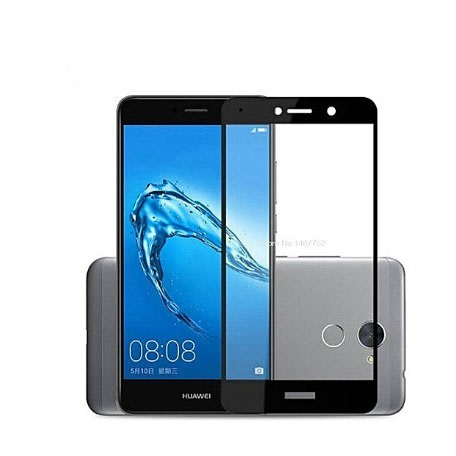 official photos d01ab af677 Tempered Glass Screen Protector For Huawei Y7 Prime