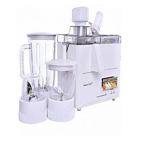 4-in-1 Juicer, Blender, Grinder And Mill