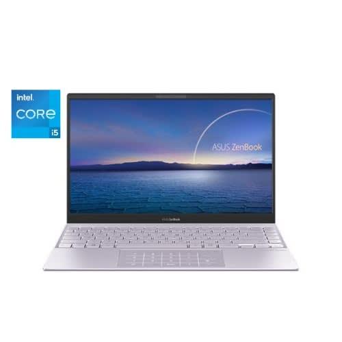 Zenbook 13 UX325EA-KG352T Intel Core I5-1135G7 8GB RAM 256GB SSD Win10 - LILAC MIST.