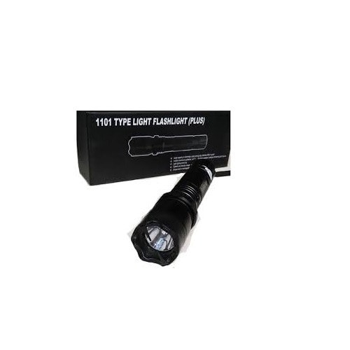 Type Light Flashlight 1101- Black