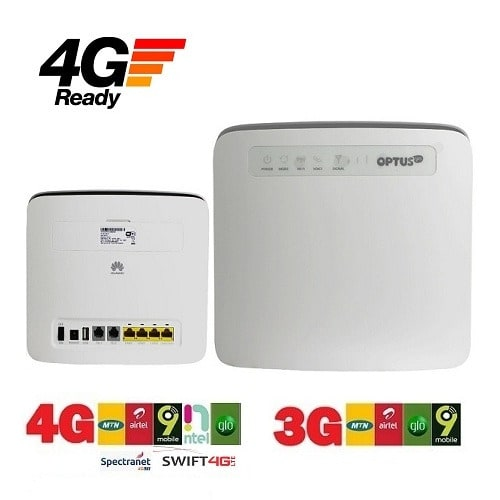 4G LTE Enterprise LAN/WLAN