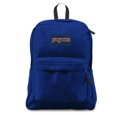 Jansport Regal Blue Backpack 2878b435078bc