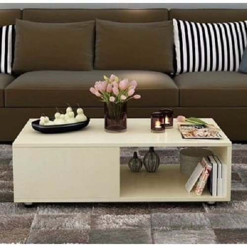 Terrific Royal Coffee Table Off White Evergreenethics Interior Chair Design Evergreenethicsorg