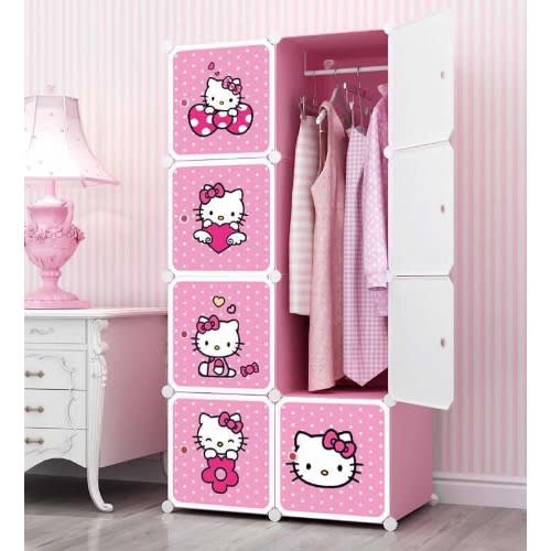 best service c86c2 04a86 Character Baby Wardrobe Cabinet