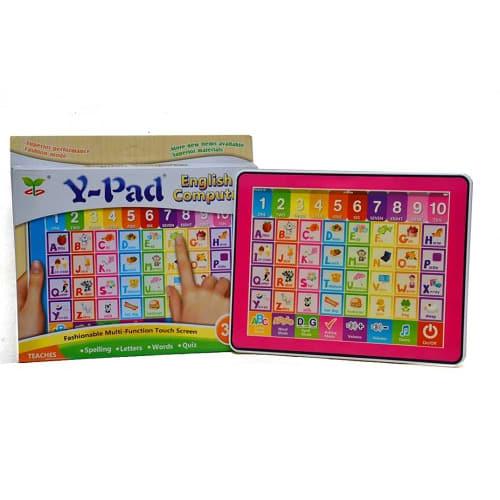Y-pad English Computer