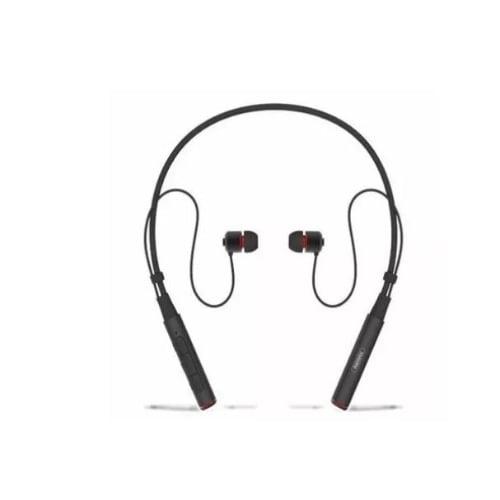 Remax Sports Neckband Bluetooth Earphon – Black – Rb-s6