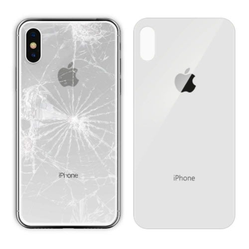 5d Full Glue Back Glass Protector For Iphone Xs Mas.
