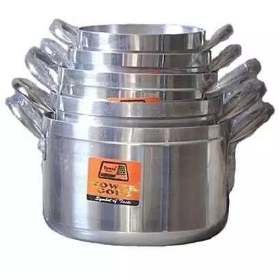 Pot - 5 Piece Set