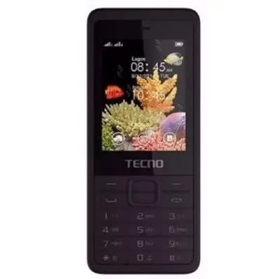 T350 Dual Sim Phone - Black