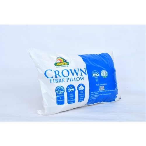 Crown Pillow.