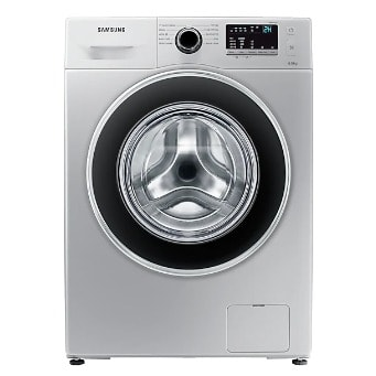 Samsung Front Load Washer With Diamond Drum 6 Kg-WW60J3280HS/NQ.