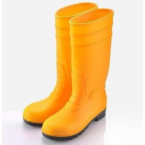 Safety Rainboot - Yellow