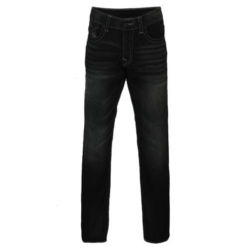 318b08bf69e69 True Religion Men's Straight Flap Camo Jeans | Konga Online Shopping