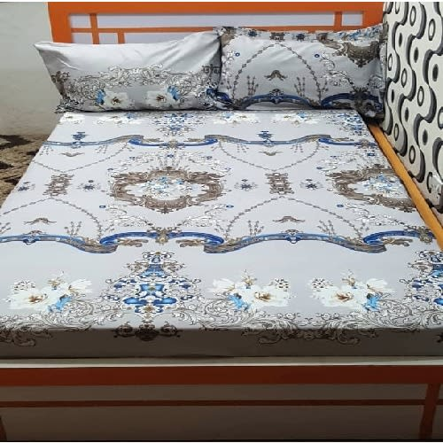 Unique Bedsheet With Pillowcase