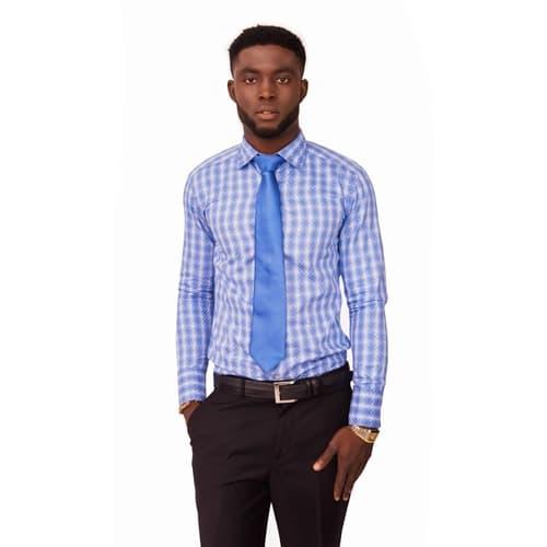 /J/a/Jacquard-Long-Sleeve-Checkered-Shirt---Blue-7709157.jpg