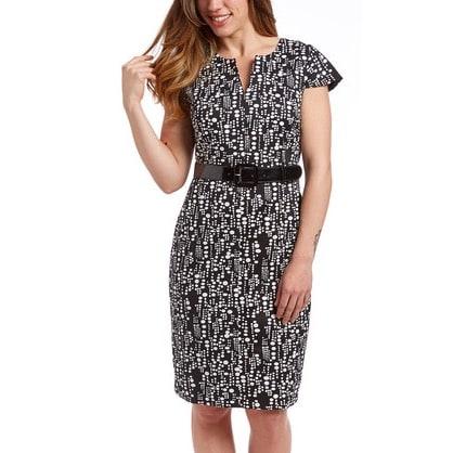 /J/o/Joy-Mark-Black-Dot-Belted-Cap-Sleeve-Dress-4614743_6.jpg