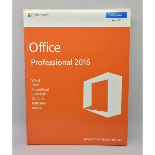 Office 2016 Professional Pro 32/64