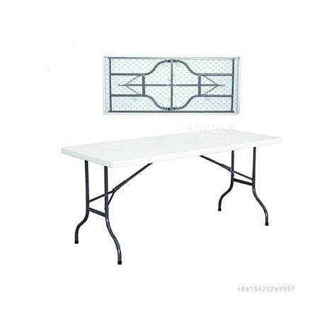 Brilliant Rectangular Folding Table 6Ft Spiritservingveterans Wood Chair Design Ideas Spiritservingveteransorg