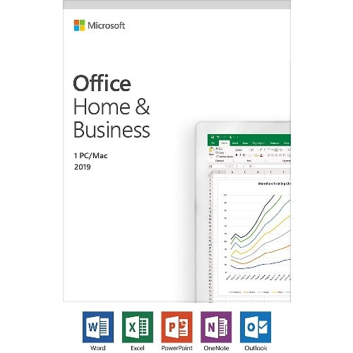 Microsoft Office Home And Business 2019 -1 Device For Mac