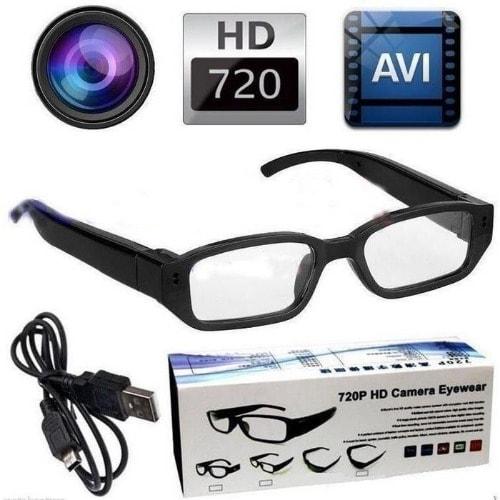 HD 720P Camera Eyewear