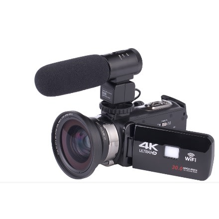 4k Night Vision HDMI 30mp Video Camera