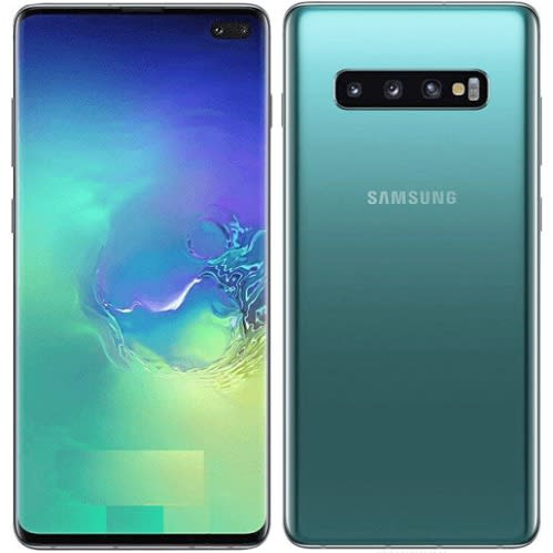 Galaxy S10 Plus - 512GB ROM - 8GB RAM - Dual Sim - Prism Green