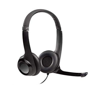 USB Headset H390 With Noise Cancelling Mic.