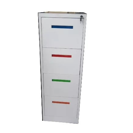 Multicolor Metal Office File Cabinet