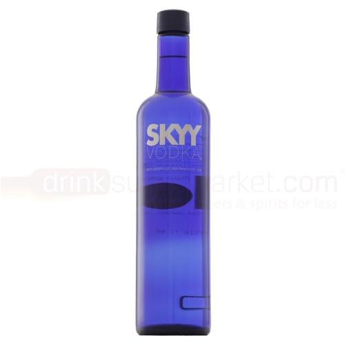 Skyy Vodka- 70cl (single Bottle).