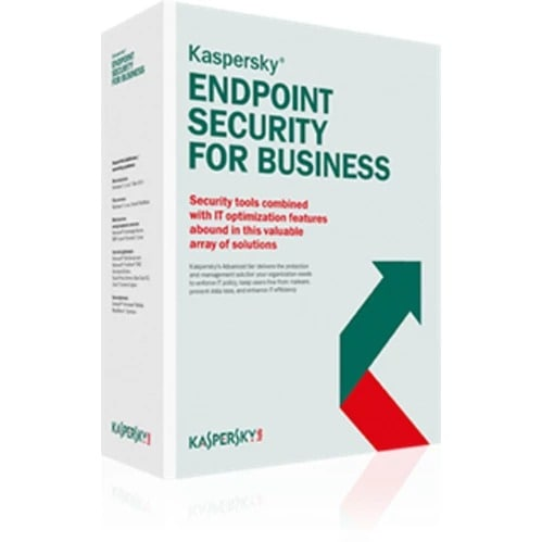 Endpoint Security For Business - 1 Year - 10 PCs