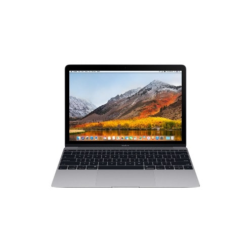 "Macbook 12"" Core M - 256GB SSD - 8GB RAM - 2017 Edition"