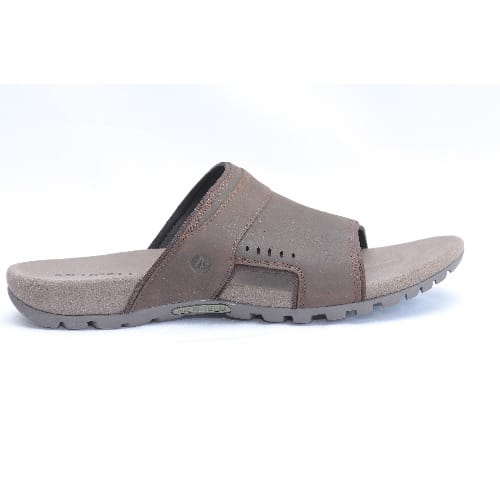 great fit highly praised kid Men's Sandspur Lee Slide - Dark Earth