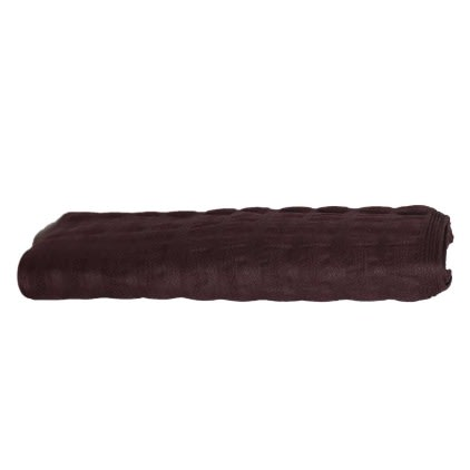 Atiku Cotton Fabric - Deep Brown - 5 Yards