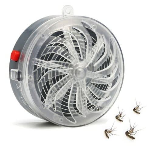 Mosquito Killer UV Light Solar Powered Bug Zapper Killer Lamp