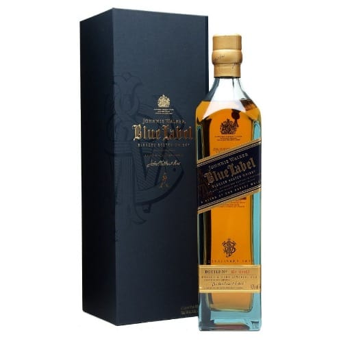 Blue Label - 70cl  40% acl. (Single Bottle).