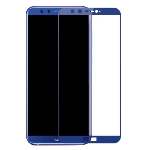 new products 561b6 ce093 Full Cover Tempered Glass Screen Protector For Huawei Honor 9 Lite - Blue