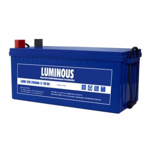 Luminous 12v 200ah Inverter Battery | Konga Online Shopping