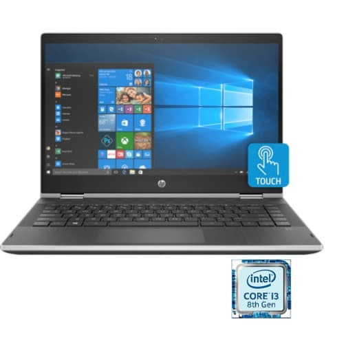 Pavilion 14 X360 Intel Core i3-8130U - 8GB RAM, 1TB...