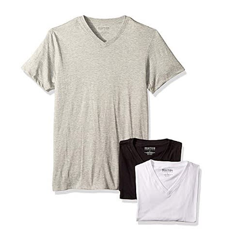 aca885ae 3-pack Men's 100% Cotton Classic Fit V-neck T-shirt