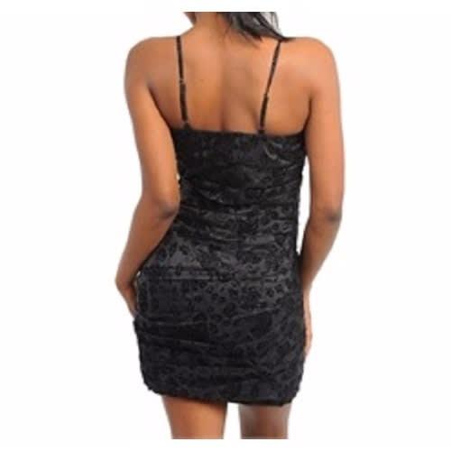 Katia Little Black Dress With Rhinestones Konga Online Shopping