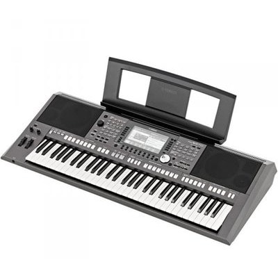 Keyboard PSR S970 Arranger Workstation with Power Pack
