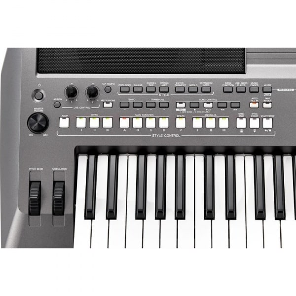 Keyboard Psr - S670 With Power Pack
