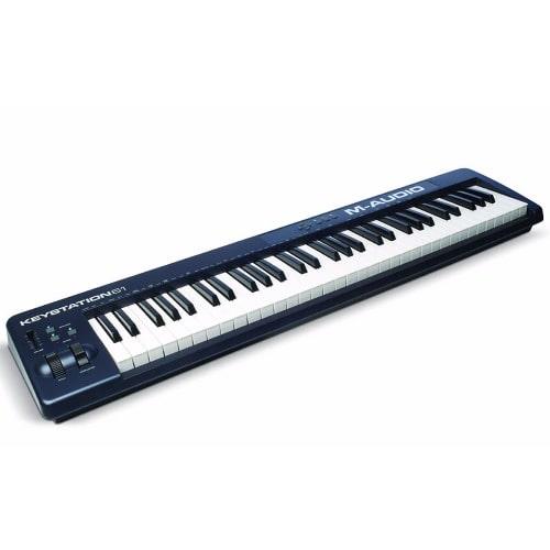 Keystation 61-key Usb Midi Keyboard Controller