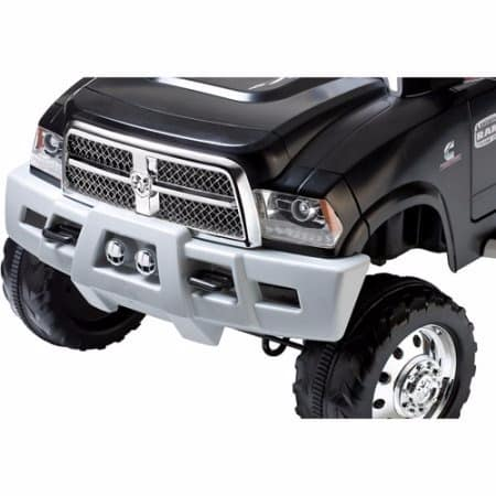 Kid Trax Ram Dually 12-Volt Battery-Powered Ride-On   Konga Online Shopping