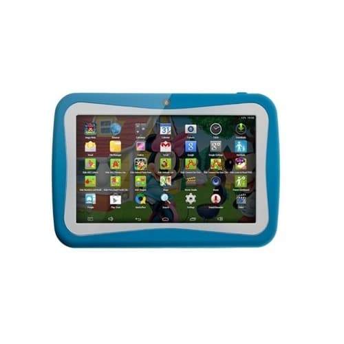 Kids Android 4 1 OS Fun & Educational Tablet PC - Blue