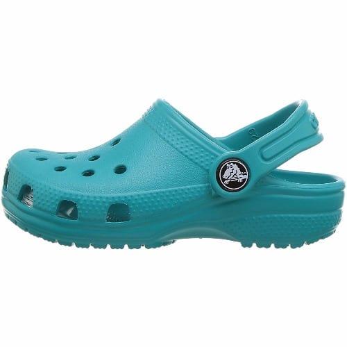 58c7408d7f7b Crocs Kids Classic Clog - Turquoise